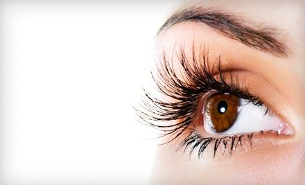 Groupon - Full Set of Eyelash Extensions with an Optional Fill at Pilars Golden Shears (Up to 55% Off). Groupon deal price: $39.00