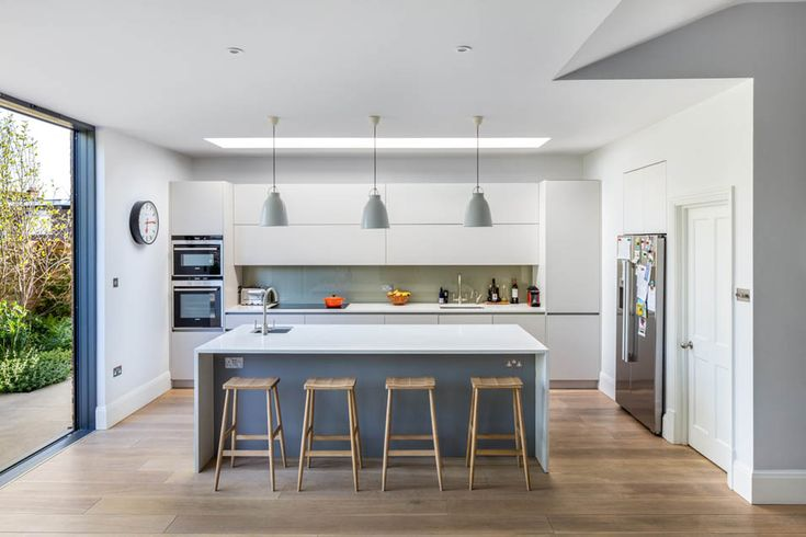 Refurbishment and Extension of a family home