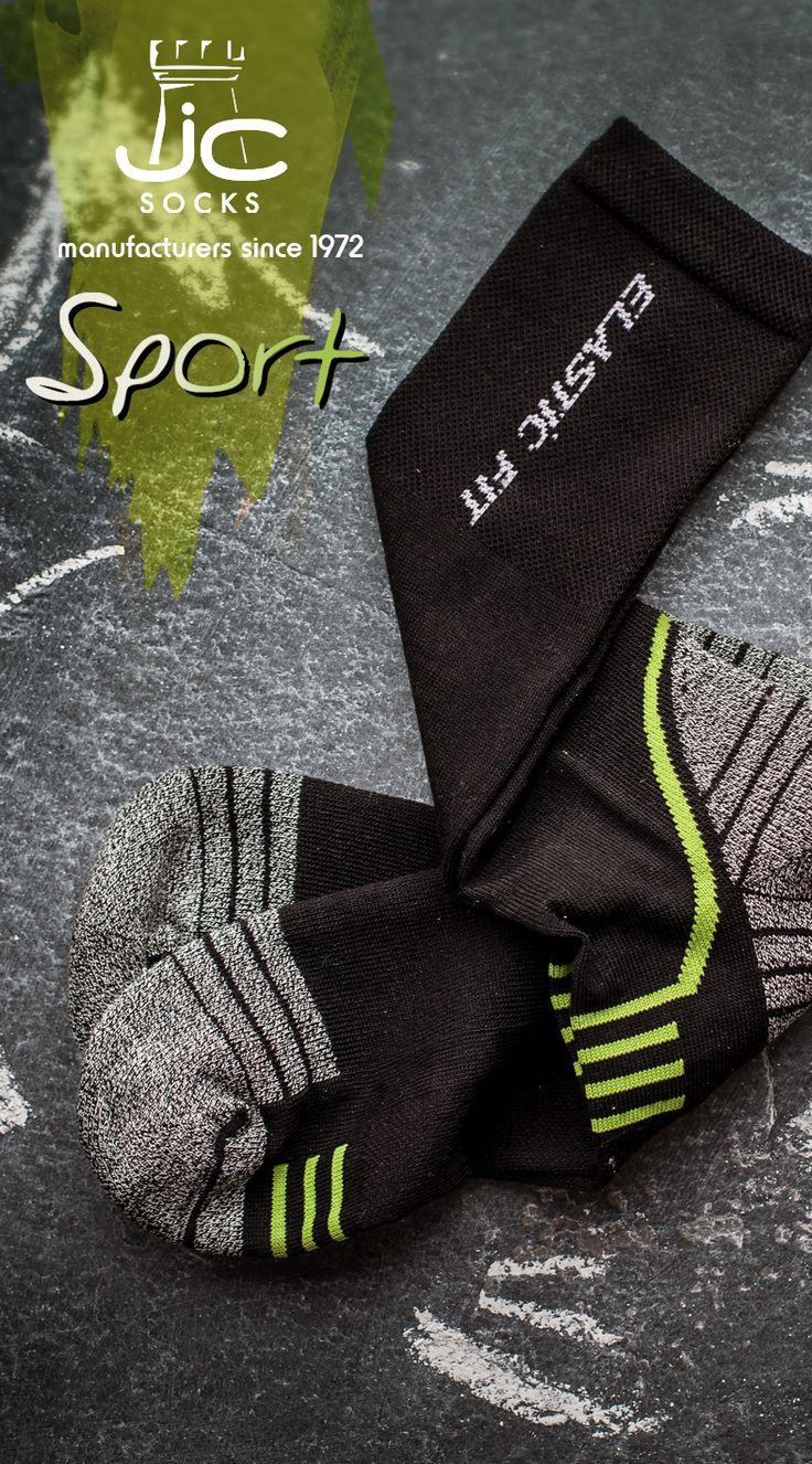 Calcetines Deportivos técnicos, colección otoño-invierno 2016 de J.C Socks, fabricantes desde 1972