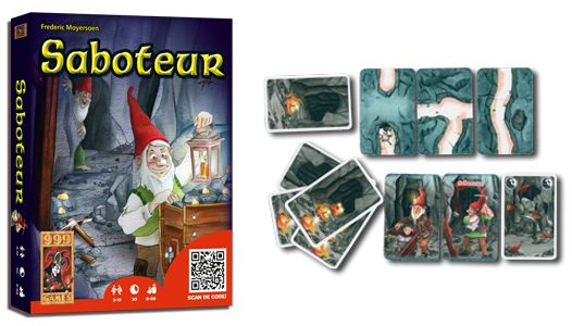 999 Games - Saboteur