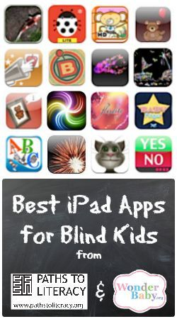 39 best braille images on pinterest blind blinds and book covers a collection of 16 mostly free apps perfect for kids who are blind fandeluxe Choice Image