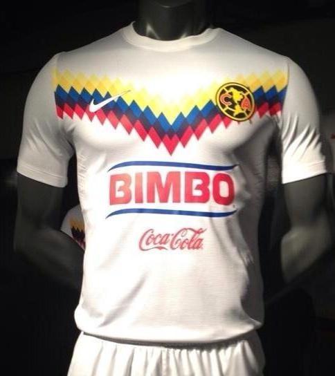 Club America 2013 Soccer Jersey- Nike