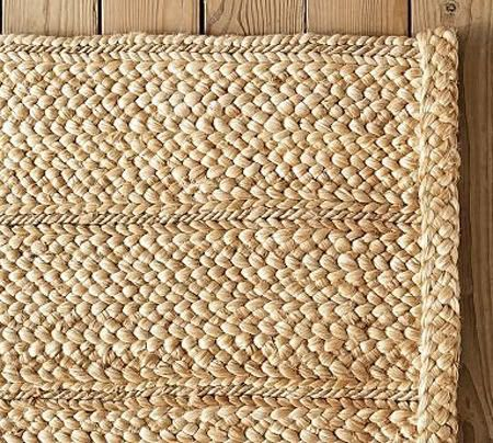 Natural Woven Rug For Living Room Jute Would Be A Nice