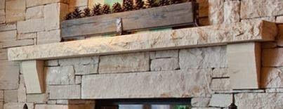 Stone Mantels - Hearth and Home Distributors of Utah, LLC