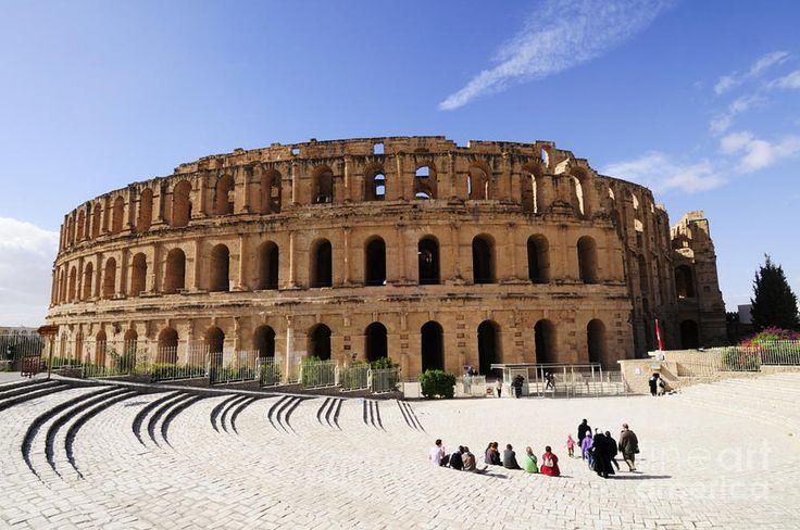 Interesting Roman Amphitheater Of El Djem Sights and also The Roman Amphitheatre Of El Jem | Goventures.org
