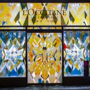 Architects create series of installations in shop windows along Regent Street