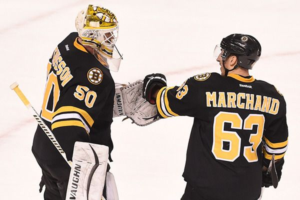 Gustavsson, Bruins Keep Climbing Standings with 2-1 Shootout Win over Devils - Boston Bruins - Blog