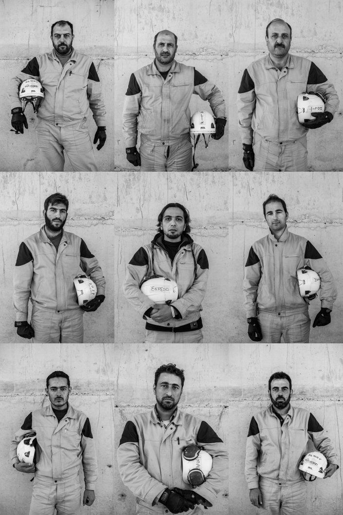 Beautiful Beings ❤ (Syria's White Helmets Save Civilians, Soldiers and Rebels Alike.)
