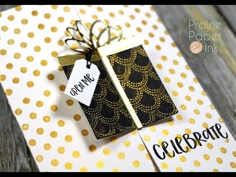 Prairie Paper & Ink: Concord & 9th Celebrations Interactive Card | Guest Spot #3