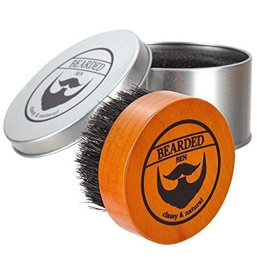 Oferta: 10.9€ Dto: -45%. Comprar Ofertas de BEARDED BEN cepillo de barba con cerdas de jabalí y caja de almacenamiento de alta calidad para el cuidado profesional de la barato. ¡Mira las ofertas!