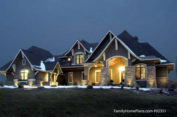 Influenced by the Arts and Crafts movement, Craftsman style house plans are one of the most popular home plan styles today appealing to a broad range of buyers.