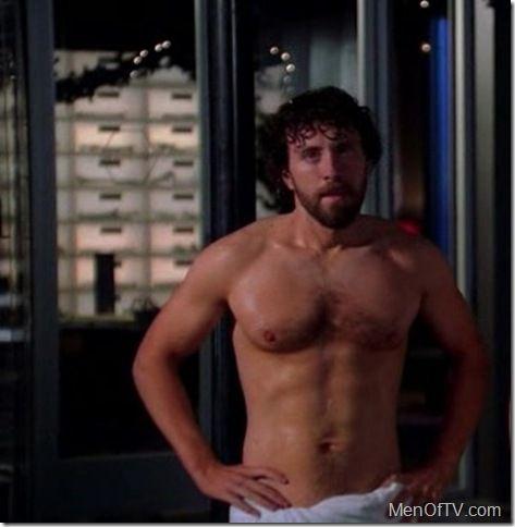 Fotos íntimas de T J Thyne desnudo - Podría afectar a