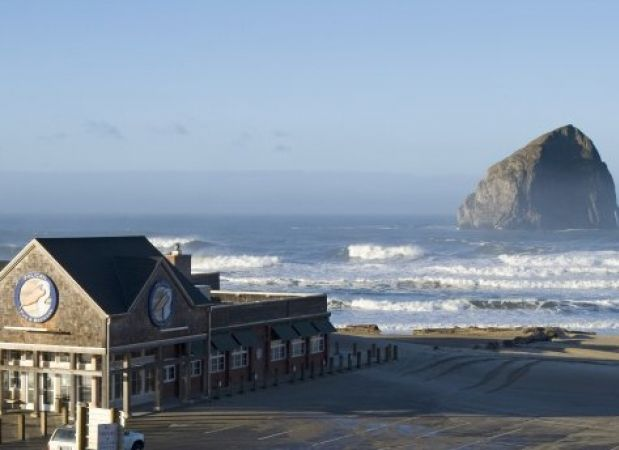 One of my favorite surf breaks - but I wish it was warmer in the water: Pelican Brewery, At The Beaches, Favorite Places, Pacific City Oregon, Cities Oregon, Families Meeting, Oregon Coast, Beaches Houses, Pacific Cities