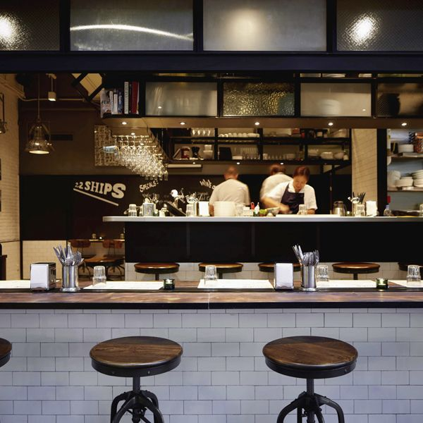 22 Ships - Yenn Wong, founder of Sheung Wan's 208 Duecento Otto restaurant, collaborated with Brit chef Jason Atherton on this cozy neighborhood tapas bar.