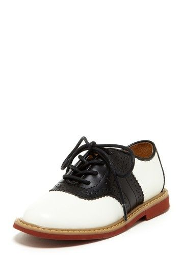 Cole Haan Air Franklin Saddle Shoe (Toddler & Little Kid) on HauteLook