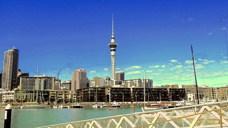 Viaduct Harbour, Auckland City