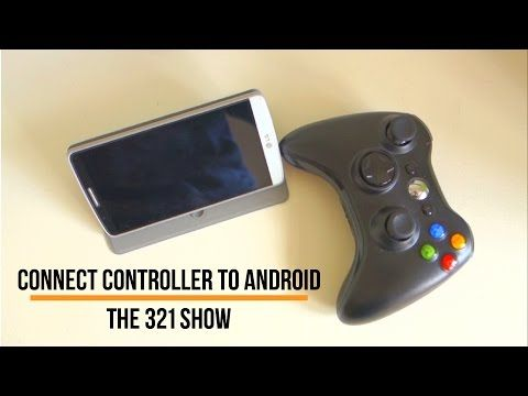 Connect Xbox 360 Controller to Android Phone/Tablet (Wired & Wireless) - YouTube