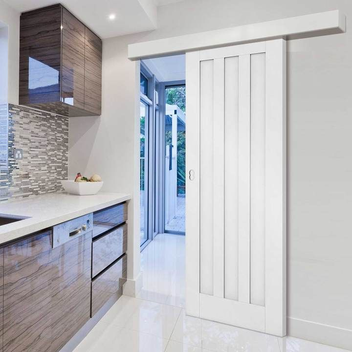Internal Sliding Doors Internal Sliding Door Kits Direct Doors Uk In 2020 Internal Sliding Doors Double