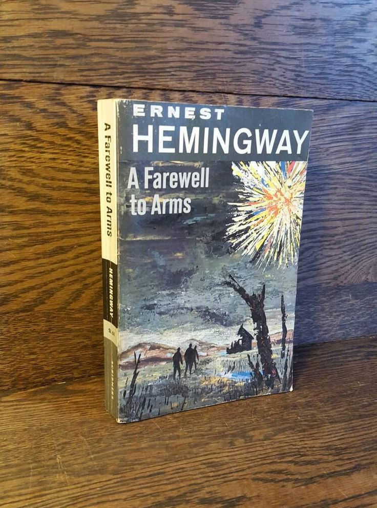 Analysis of the novel «A Farewell to Arms» by Ernest Hemingway