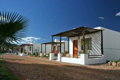 Inverdoorn Chalets This small, intimate lodge is found in the arid Karoo of South Africa's Western Cape, which is home to a startling diversity of plant and animal life, including cheetah, lion and white rhino.