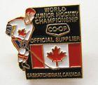 Co-Op World Junior Hockey Championship in Saskatchewan Canada Hat Lapel Pin - http://oddauctions.net/sports-memorabilia/co-op-world-junior-hockey-championship-in-saskatchewan-canada-hat-lapel-pin/