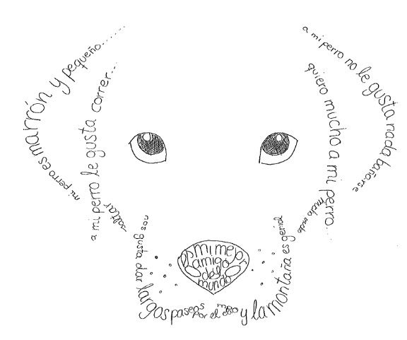 Más de 25 ideas increíbles sobre Caligramas para niños en