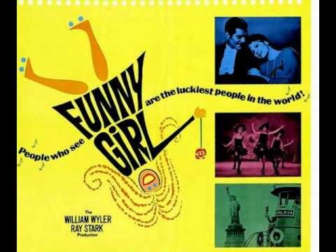 Barbra Streisand - Don't Rain On My Parade (Original Song) 1968