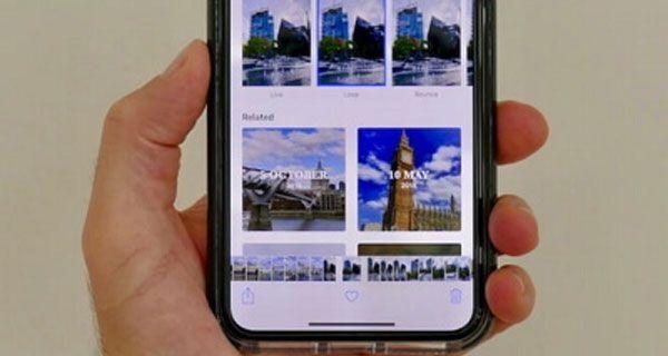 كيفية استرجاع الصور المحذوفة من الايفون بدون كمبيوتر Photo Polaroid Film Tablet