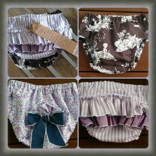 Baby nappy covers