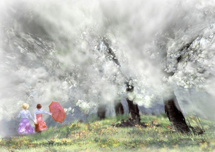 1X - Spring joyce by Fernand Hick