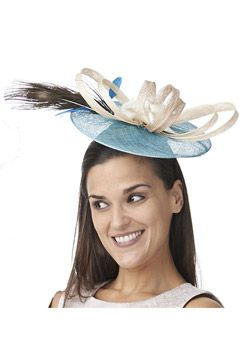 Ladies Esmeralda Derby Hat