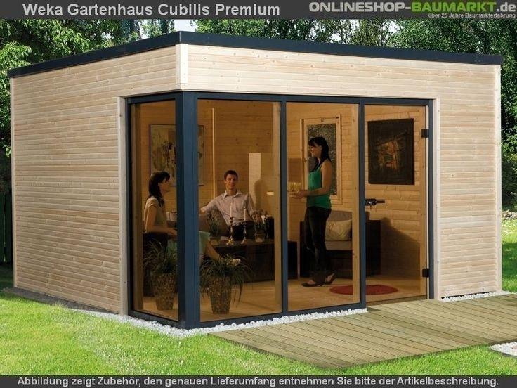 Ordentlich Pinterest'teki 25'den fazla en iyi Weka gartenhaus fikri  BD02