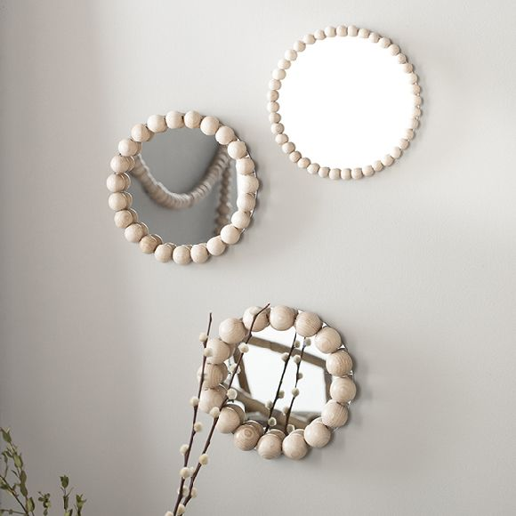 10 DIY à faire avec des perles en bois