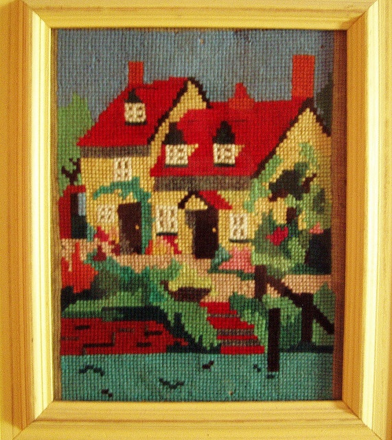 cross stitch by **tWo pInK pOSsuMs**, via FlickrCrosses Stitches, Cross Stitches