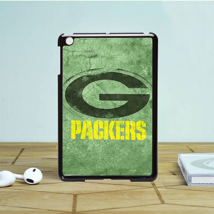 GREEN PACKERS GREEN WALL iPad Mini 2 Case Dewantary