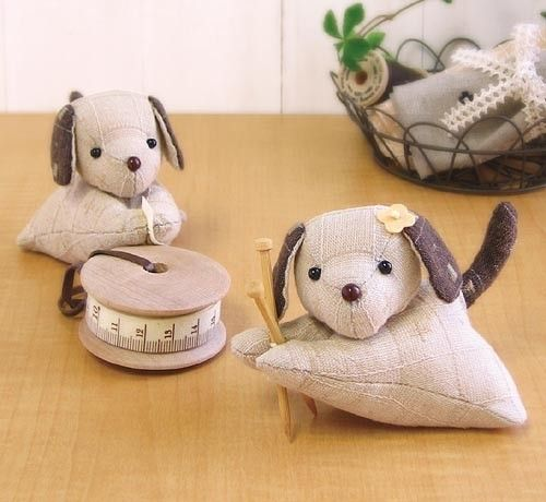 Crafts For Dog Lovers: DIY Patchwork Animal Lovers Craft Kit (6 Cute Couples To