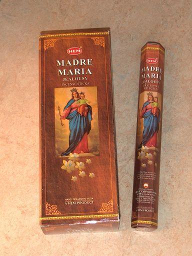 Wierook Moeder Maria (HEM) - De Vrolijke Engel