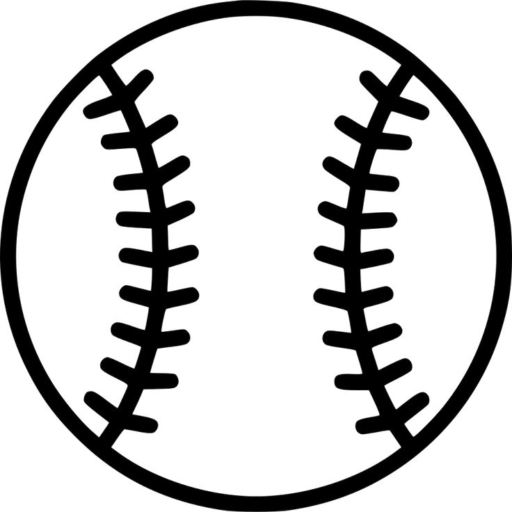 Download Baseball Svg in 2020 (With images)   Softball svg ...