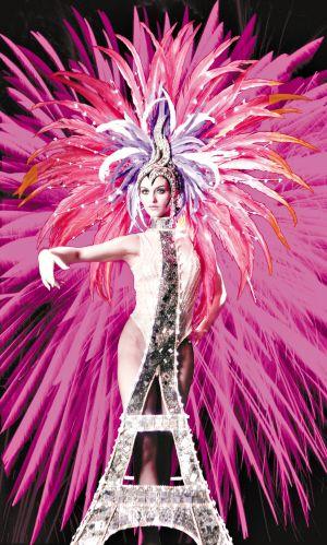 Life of Guangzhou - Lido De Paris Cabaret Show