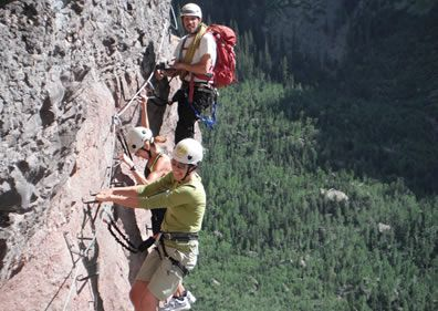 Via Ferrata Telluride | San Juan Outdoor School