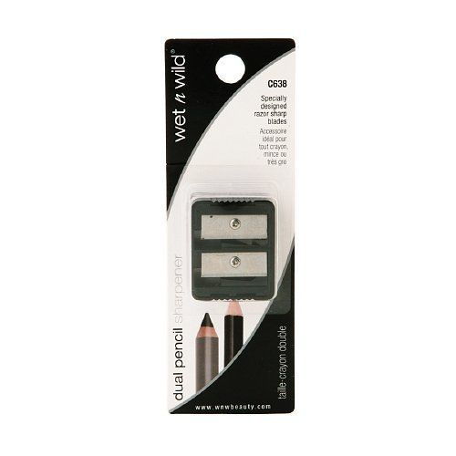 Wet n Wild Dual Pencil Sharpener 1 ea *** You can get additional details at the image link.