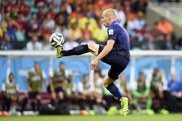Robben WC 2014