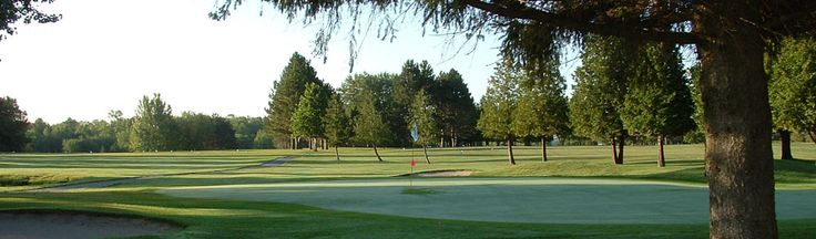 Picturesque Sunnybrae Golf Club in Port Perry (Prince Albert), Ontario