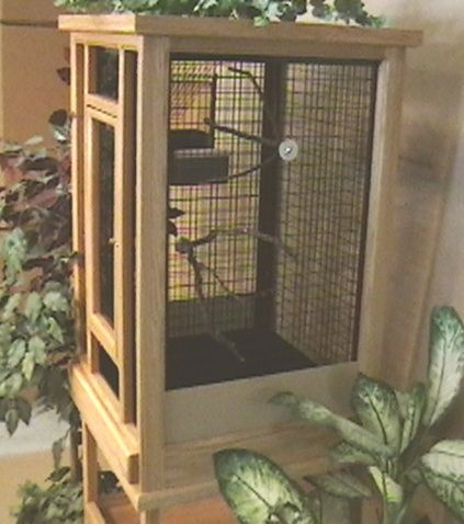 Classic and Decorative Medium Bird Cages available at bird cage design