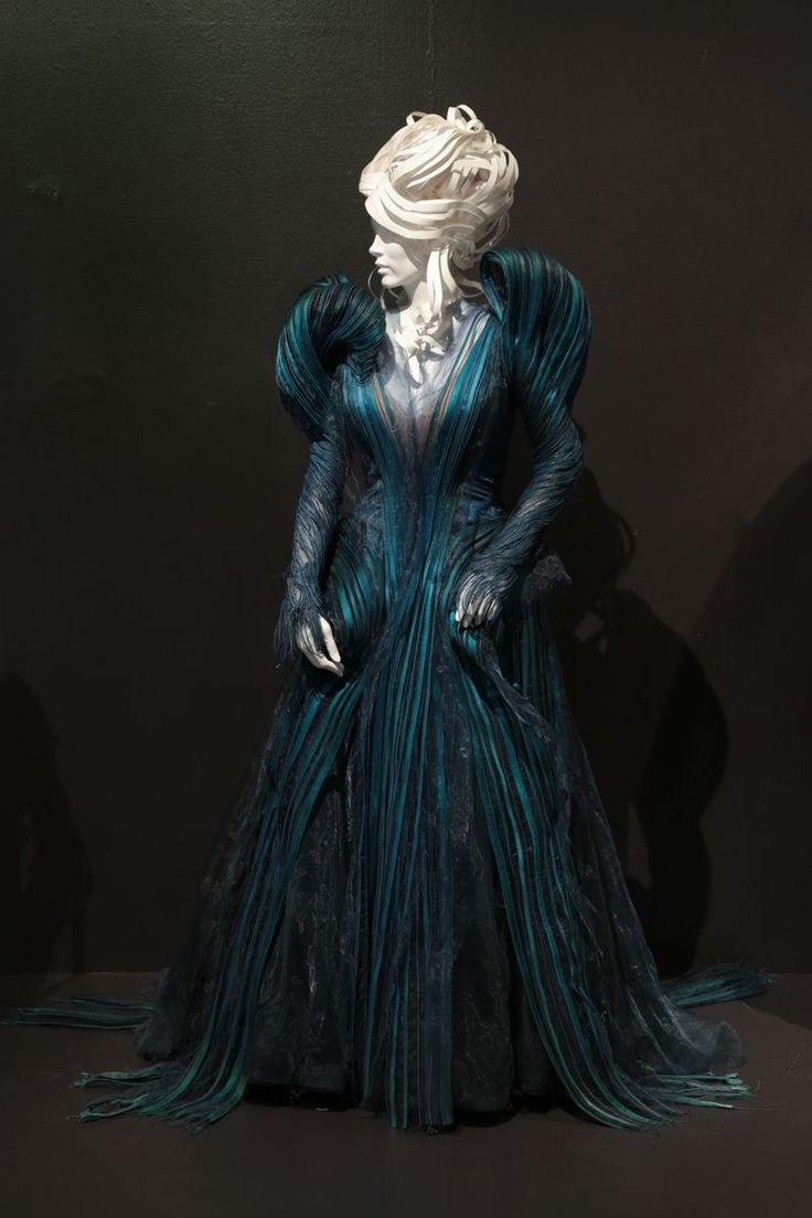 New Exhibitions Open - FIDM Museum & Galleries - 23rd Annual Art of Motion Picture Costume Design Exhibition and Opulent Art: 18th-Century Dress from Helen Larson Historic Fashion Collection