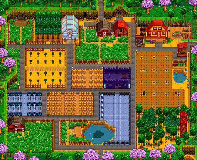 Die besten 25 stardew valley layout ideen auf pinterest - Sims 3 spielideen ...