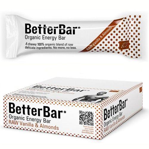 Köp Better Bar Vanilla från EcoProtein för 299 kr hos Ecoliving.se