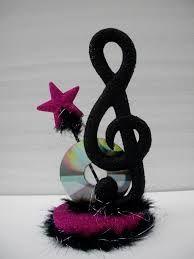 festa de 15 anos com tema de notas musicais - Pesquisa Google