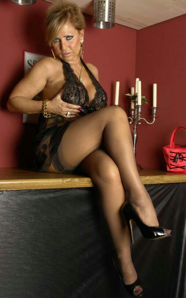 The point mature lady barbara sexy think, that