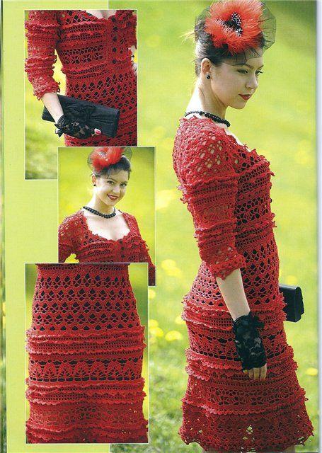 Crochetemoda: Setembro 2012